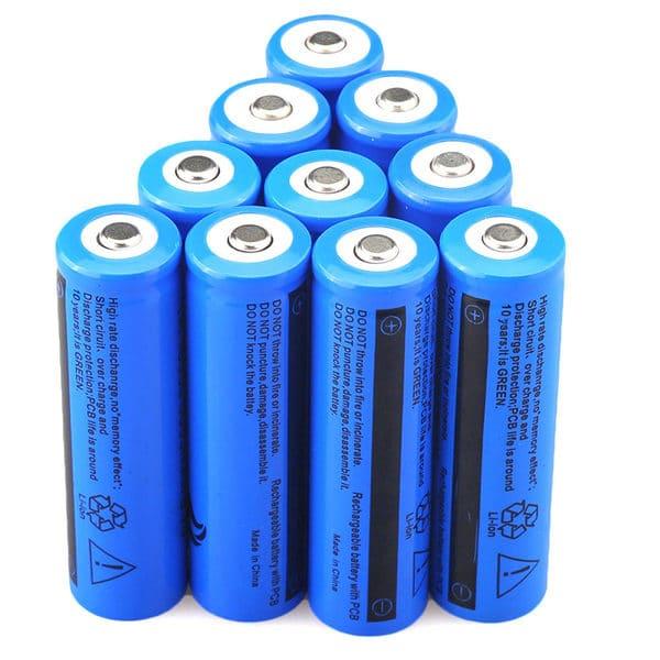 18650 Batterie