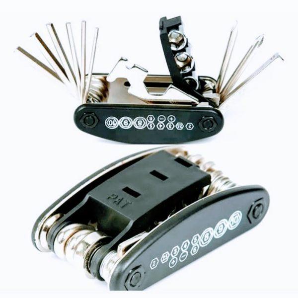 Outils Kits Multifonction 16 dans 1
