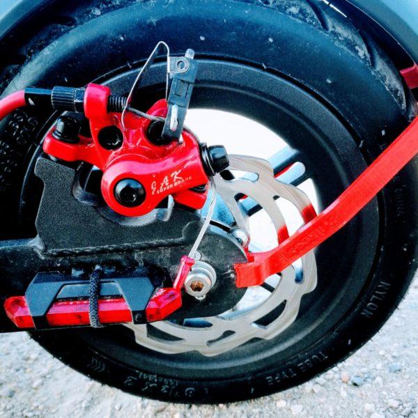 Étrier frein a disque M365 custom
