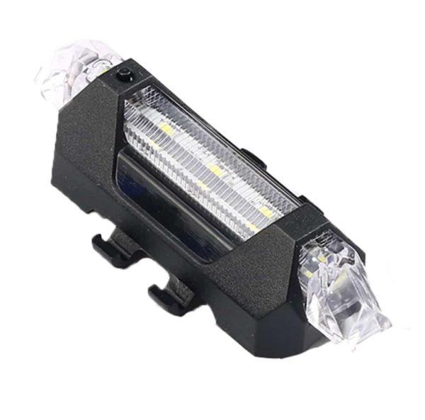 Lumière LED rechargeable arrière/avant de sécurité M365