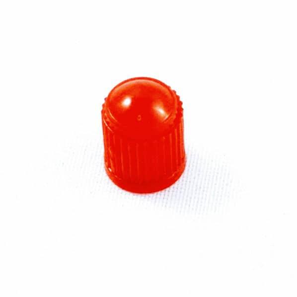 Bouchons de valve plastique multi couleurs X2