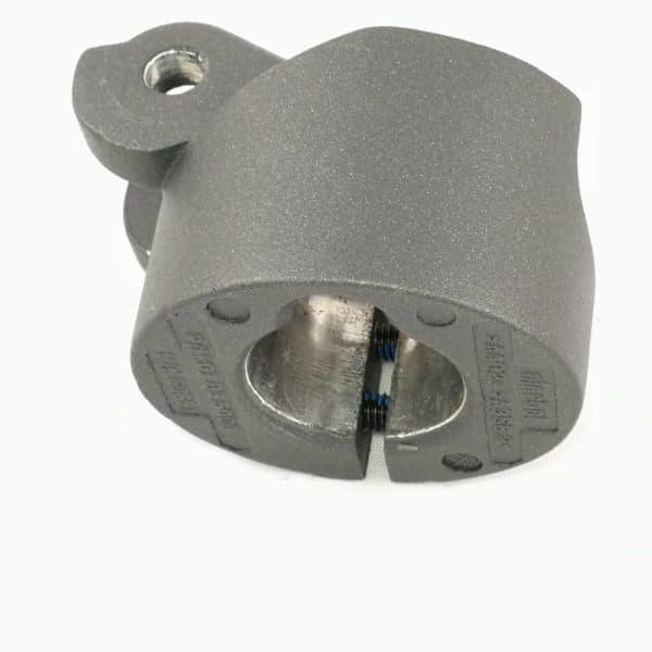 Pièce de bas de potence support lock