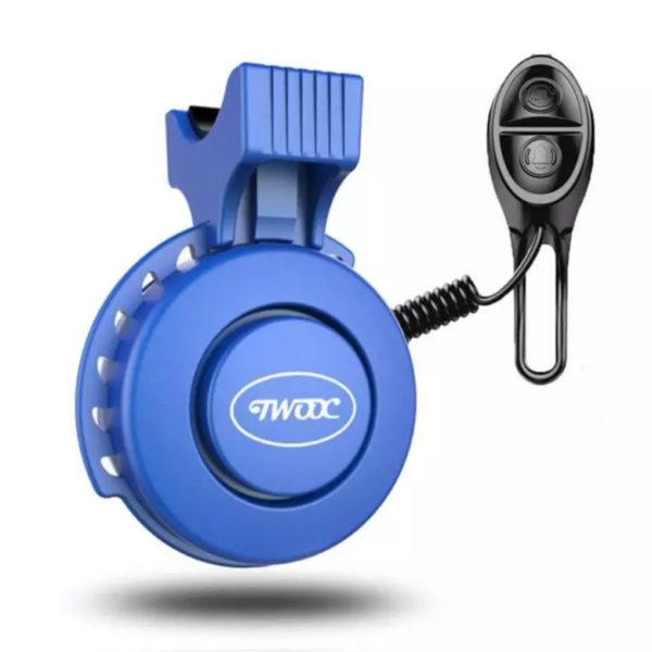 Sonnette USB rechargeable 120db