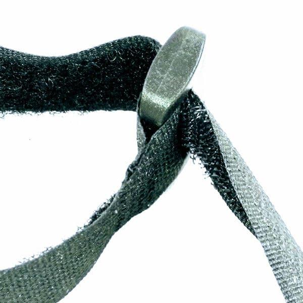 Velcro avec Boucle En Plastique