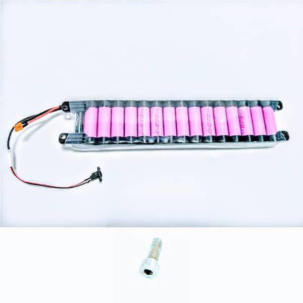 Vis de maintien de la batterie X4