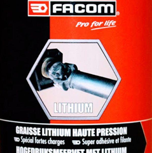 Graisse au lithium Facom re-boité