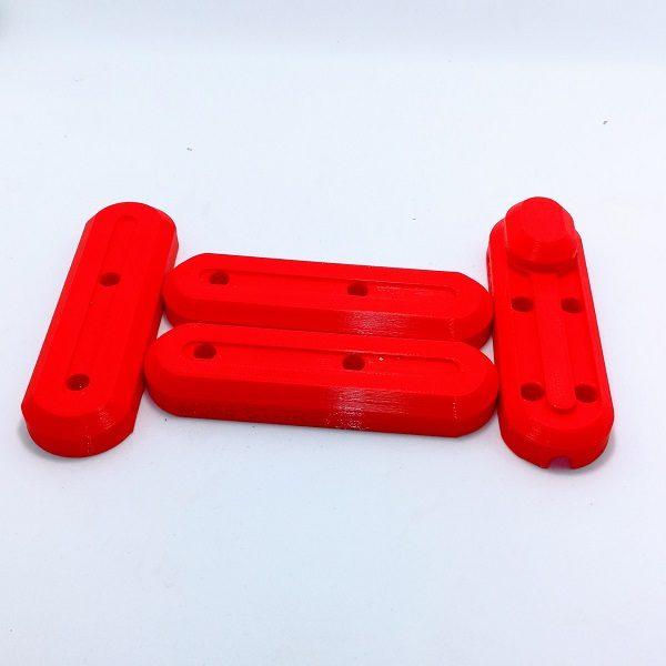Cache-roues Xiaomi M365 imprimés en 3D