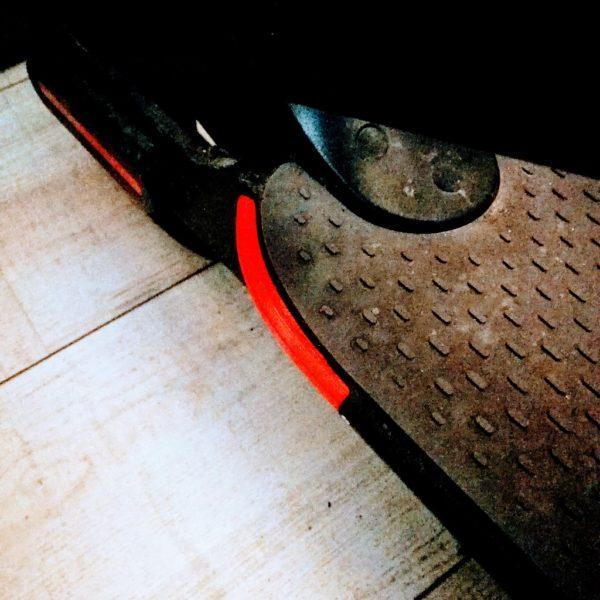 Bordures couleur pour M365 (AV & AR)