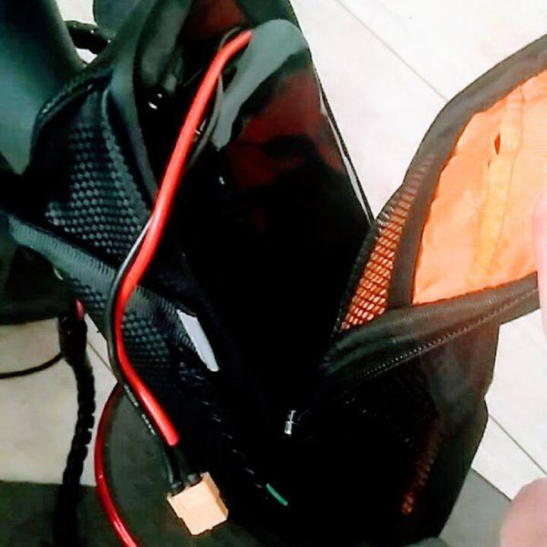 sacoche batterie m365