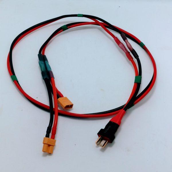 cable batterie externe M365 /pro