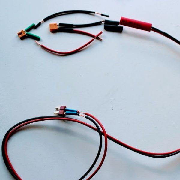 Câble pour batterie externe M365 / pro