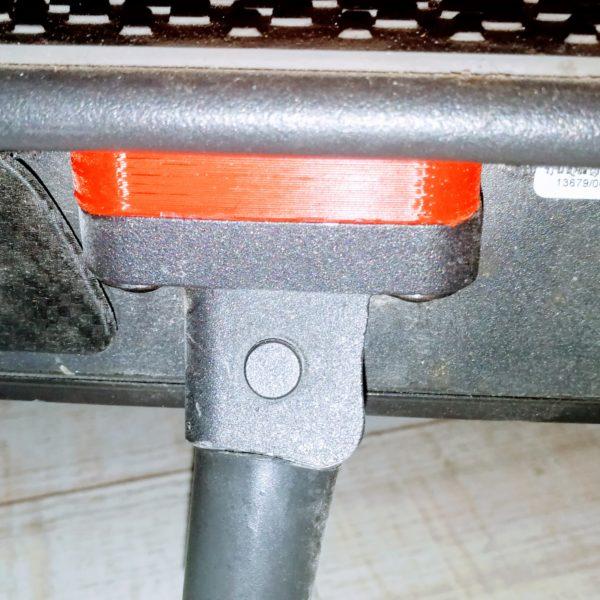 """Rehausseur pour pneus 10"""" M365"""